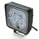 Светодиодная фара AllLight 06T-27W 9chip EPISTAR spot 9-30V (slim)